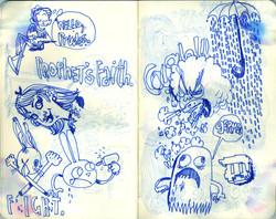 Blue Moleskine page 10