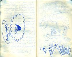Blue Moleskine page 24