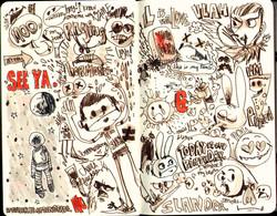 Red Sketchbook page 08