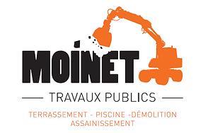 Moinet Travaux Publics Logo