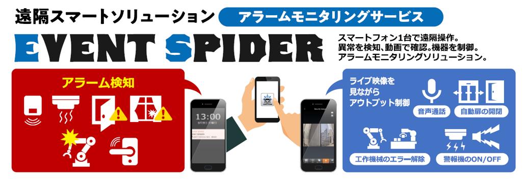 遠隔スマートソリューションEVENT SPIDER.png