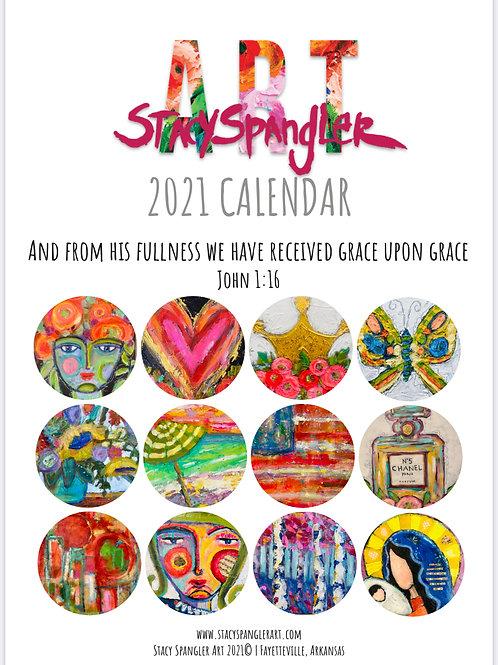 2021 Desk Calendar-BULK pricing