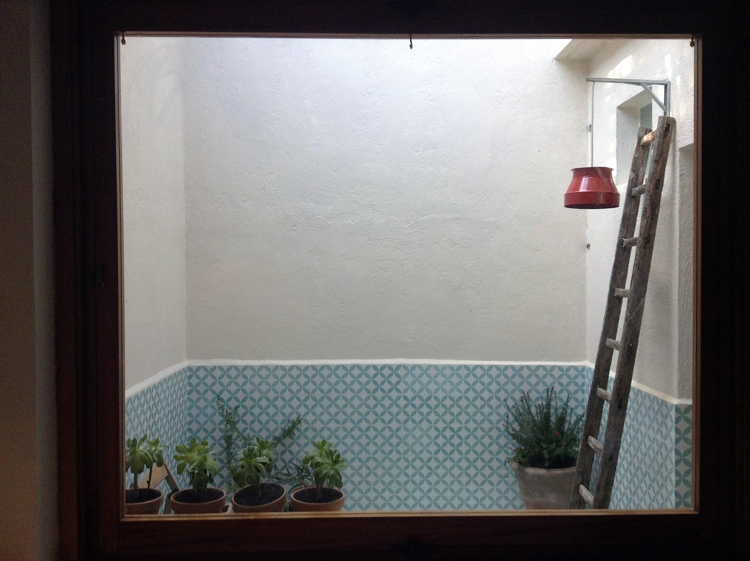 cortile interno