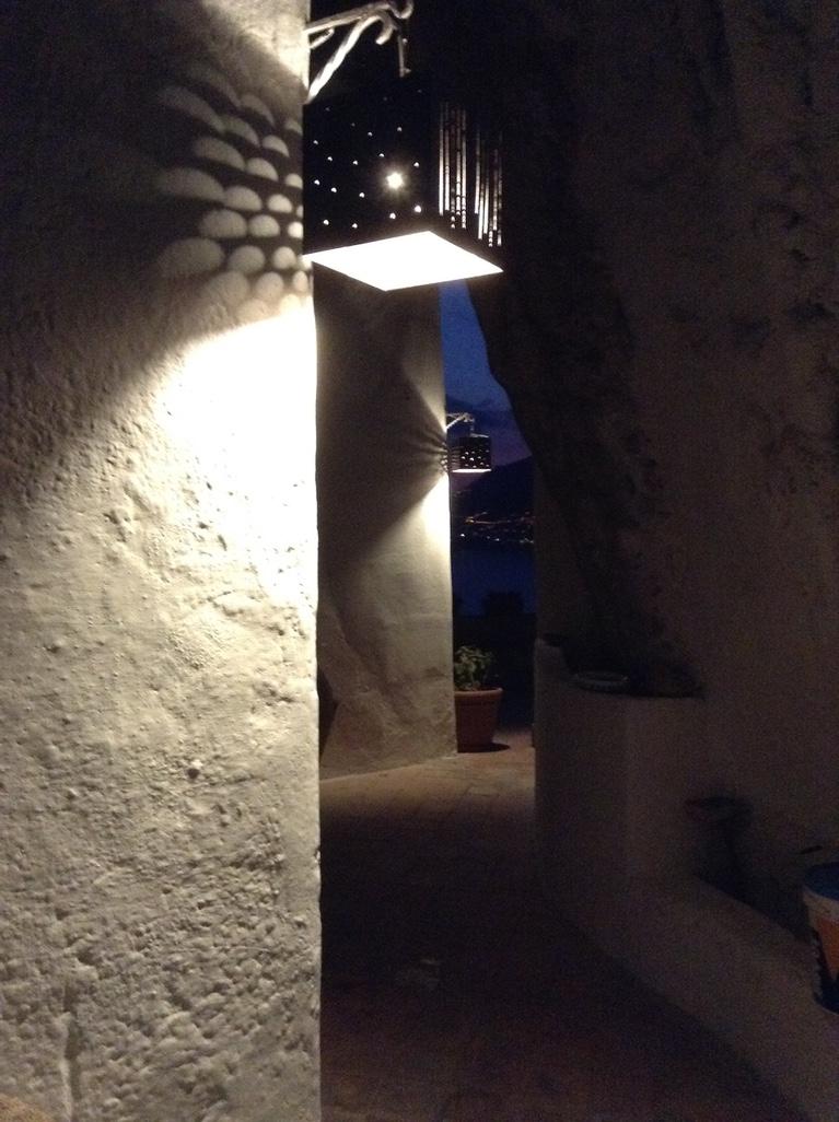 amalfi coast X century monastery