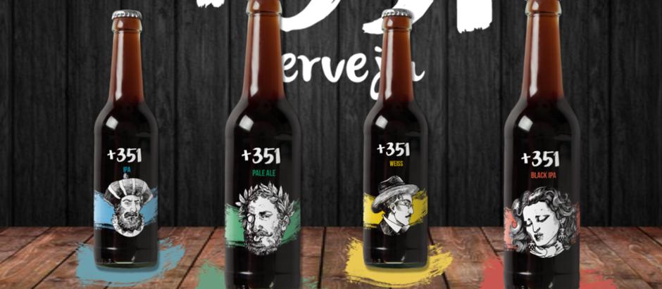 Cerveja artesanal +351  | 🔥 Hot Brands by Rocket Business Consulting 🚀