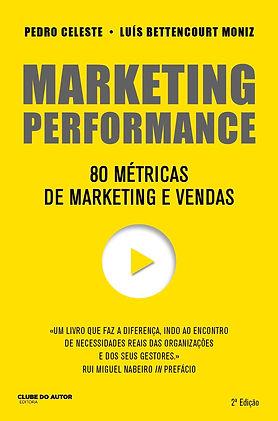 Marketing Performance - 80 Métricas de Marketing e Vendas
