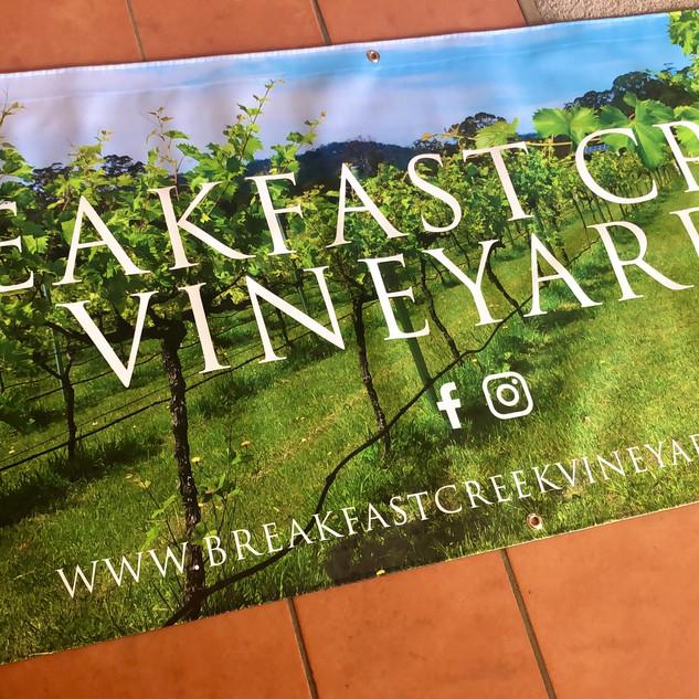 Breakfast Creek Vineyard