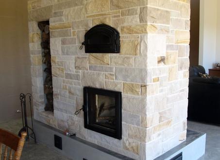 Jane - stone, double sided 2 door with oven - Heavenly Heat Masonry Heaters 4.jpg