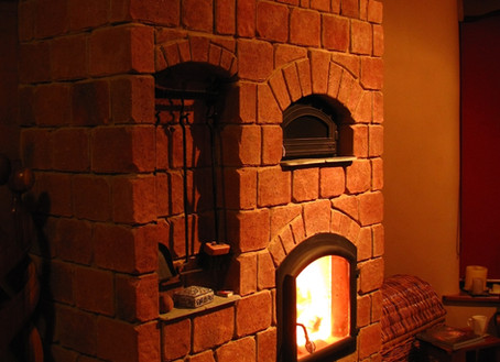 Alan & Fiona's - Stone, Single door with oven - Heavenly Heat Masonry Heaters.jpg