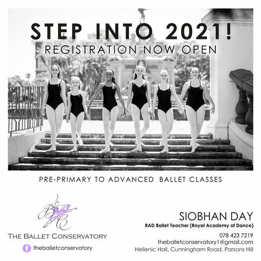 The Ballet Conservatory