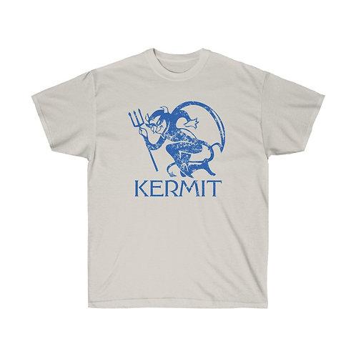Kermit High School Blue Devils - Vintage T-Shirt