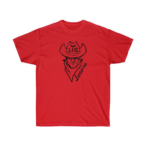 Lenore High School Rangers - Vintage T-Shirt