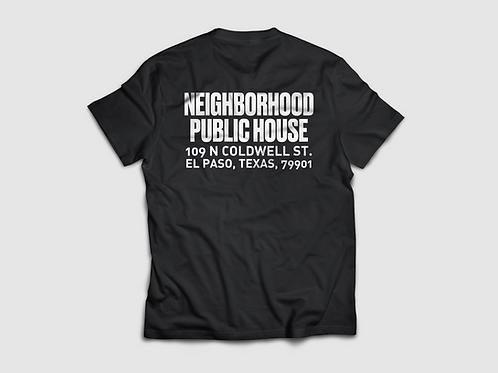 LATER LATER - NEIGHBORHOOD PUBLIC HOUSE TEE