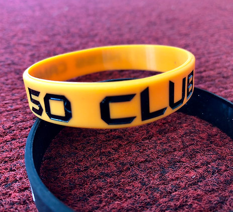 50 CLUB Bands (25 Pack)