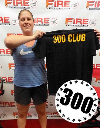 300 CLUB T-Shirts (5 pack)