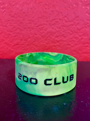 200 CLUB Bands (25 Pack)