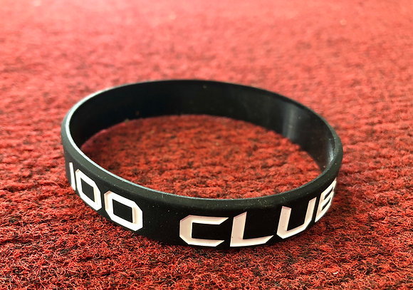 100 CLUB Bands (25 Pack)