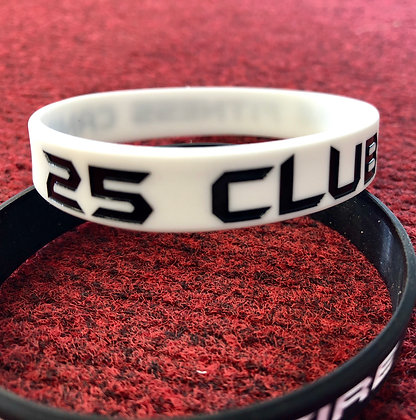 25 CLUB Bands (25 Pack)