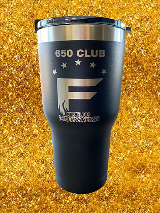 650 CLUB Tumbler (5 Pack)