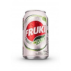 Guaraná Fruki Zero 350ml