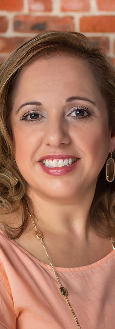 Female casual headshot image