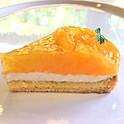 バレンシアオレンジのタルト