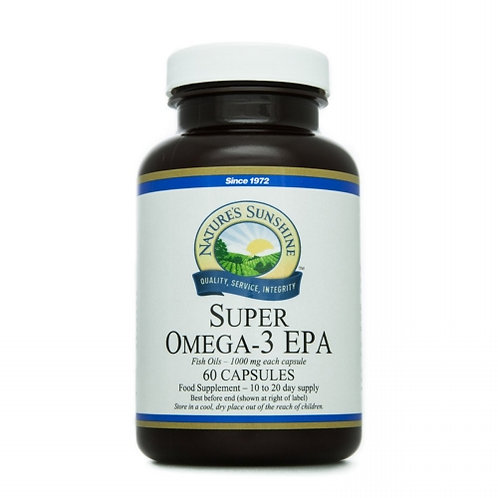 Super Omega 3 - The super fat