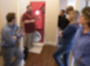 CRBRA GBSG Blower Door at Michaels Group