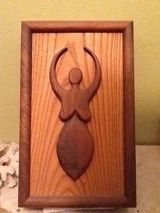 GoddessWooden box.jpeg