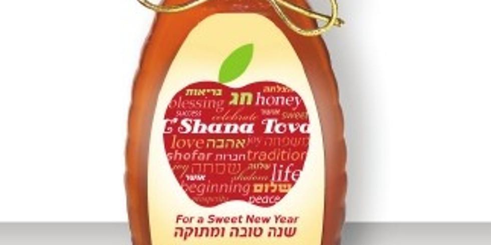 High Holiday Honey Sale
