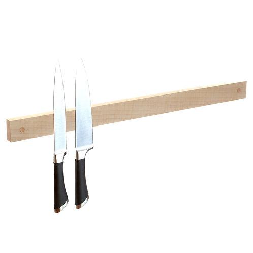 """Custom Maple 33.5"""" Knife Holder"""