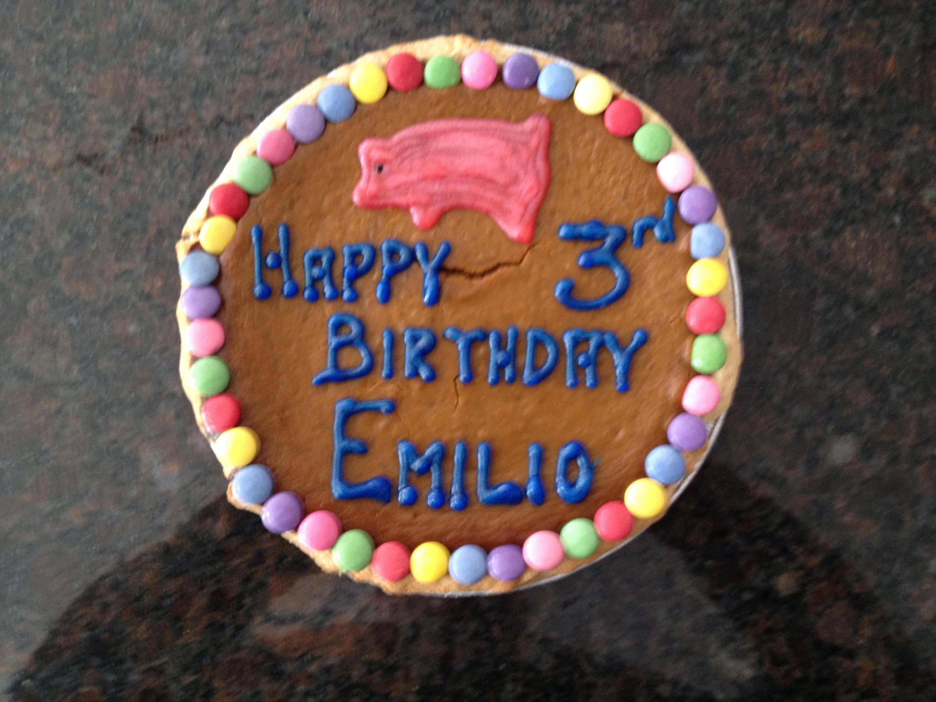 Birthday Pie?  Yes!