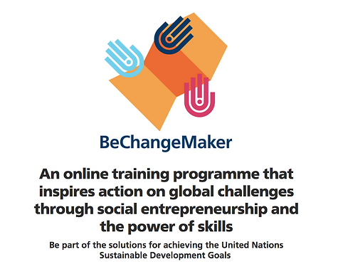 BeChangeMaker by Worldskills