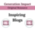 GenImpact's List of Inspiring blogs