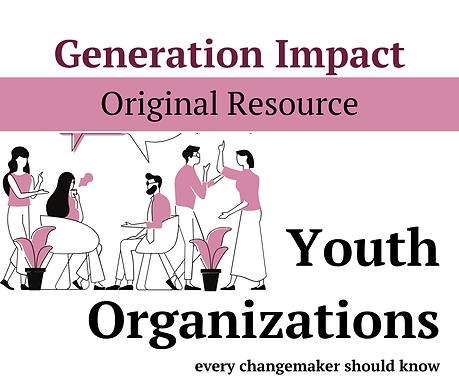 Youth Organizations