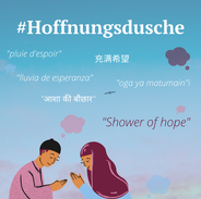 Hoffnungsdusche