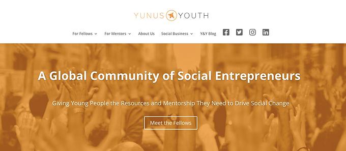 Yunus and Youth Fellowship
