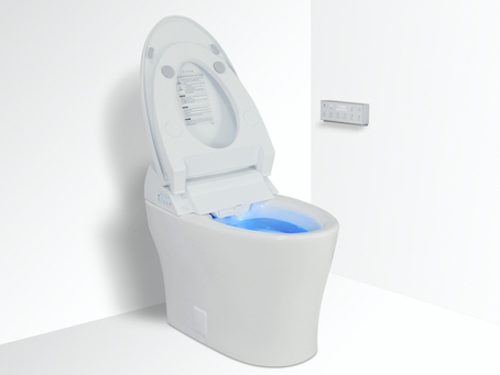 Icera Introduces iWash Integrated-Bidet Smart Toilet