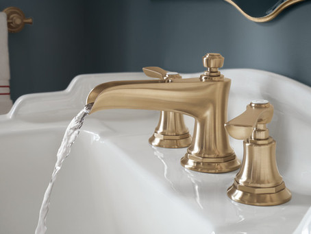 Create Your At-Home Spa Experience With A Waterfall Faucet