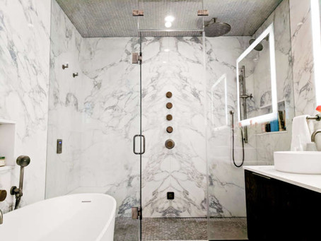The Benefits of Adding a Steam Shower to Your Bathroom Design