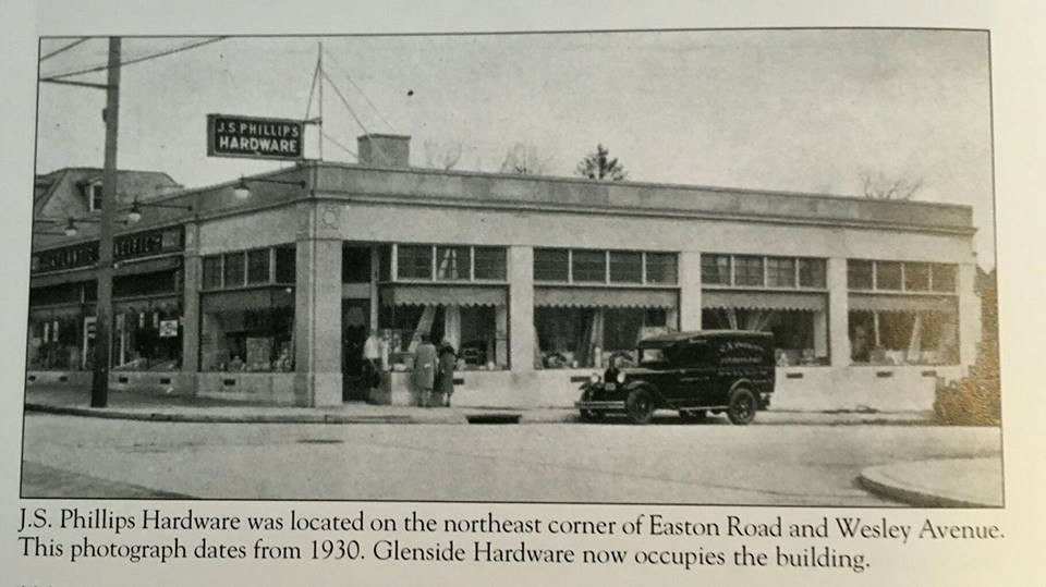 Photo of our building back in 1930
