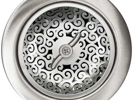 Decorative Plumbing: Drains + Traps