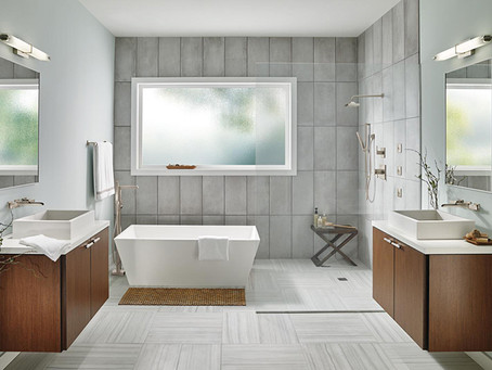 The Keys to a Gorgeous Modern Bath