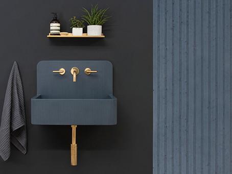 Concrete Basins: Kast Designs