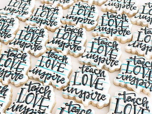 Teach Love Inspire- SINGLE