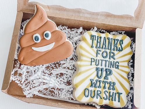 Poop Emoji thanks!