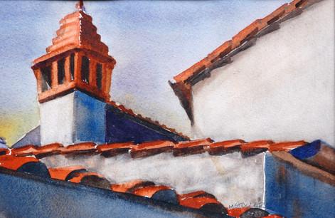 From the Terrace, Civitella