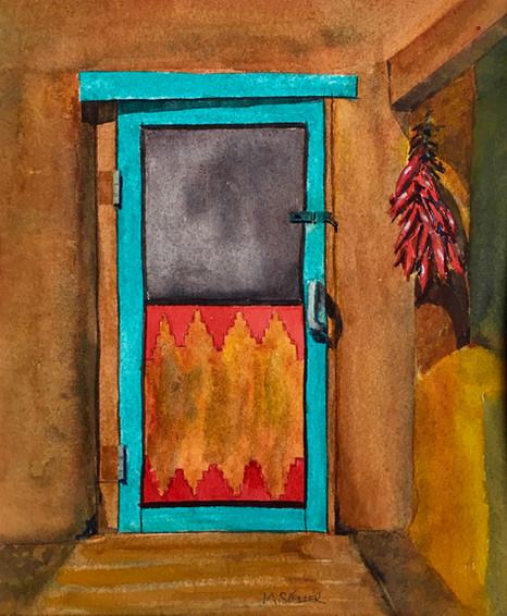 Taos Doorway II