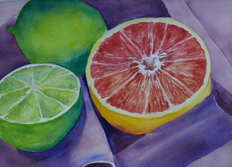Grapefruit with Lime