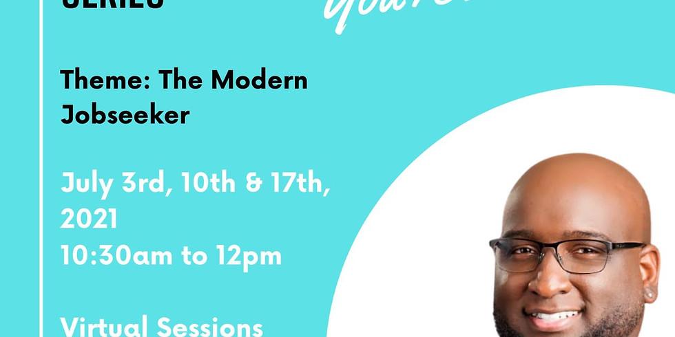 Professional Development Series: The Modern Jobseeker